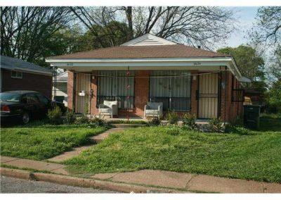 2424 Zanone in Orange Mound $425 monthly rent